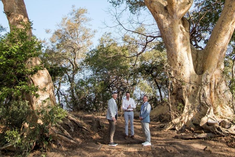 Safari Destination Wedding - Kruger National Park. By Dapper Affairs