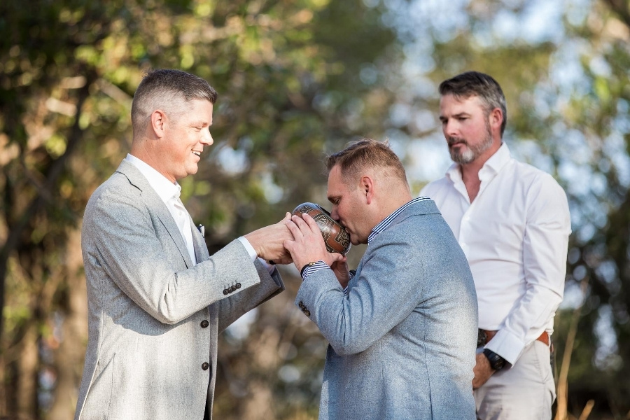 African Safari Destination Wedding | Dapper Affairs