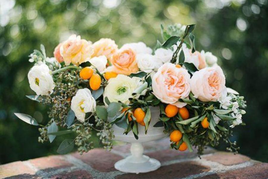Orange Blossoms in a Spanish Destination Wedding | Dapper Affairs