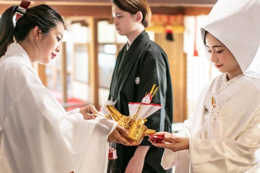 Japanese Wedding Traditions | Dapper Affairs
