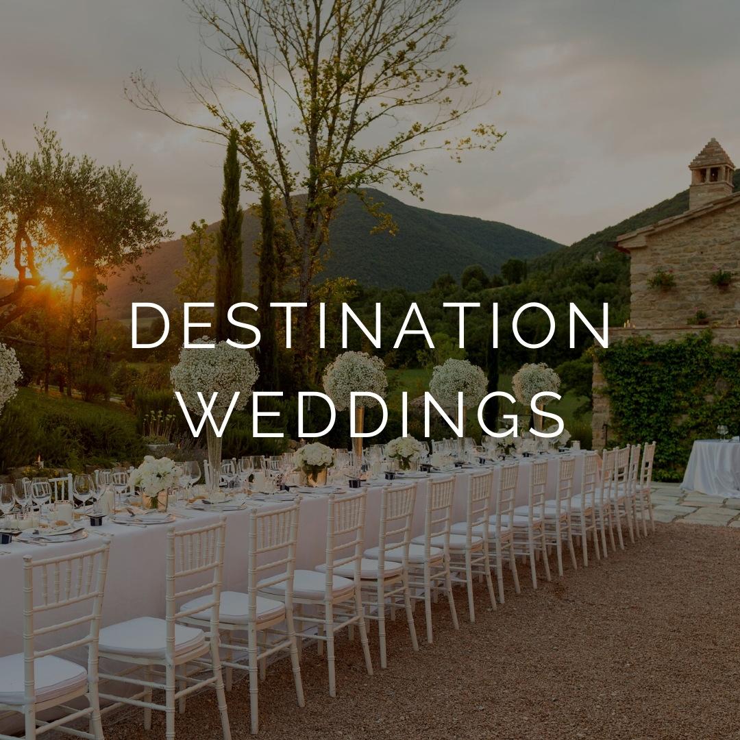 Dapper Affairs Destination Weddings