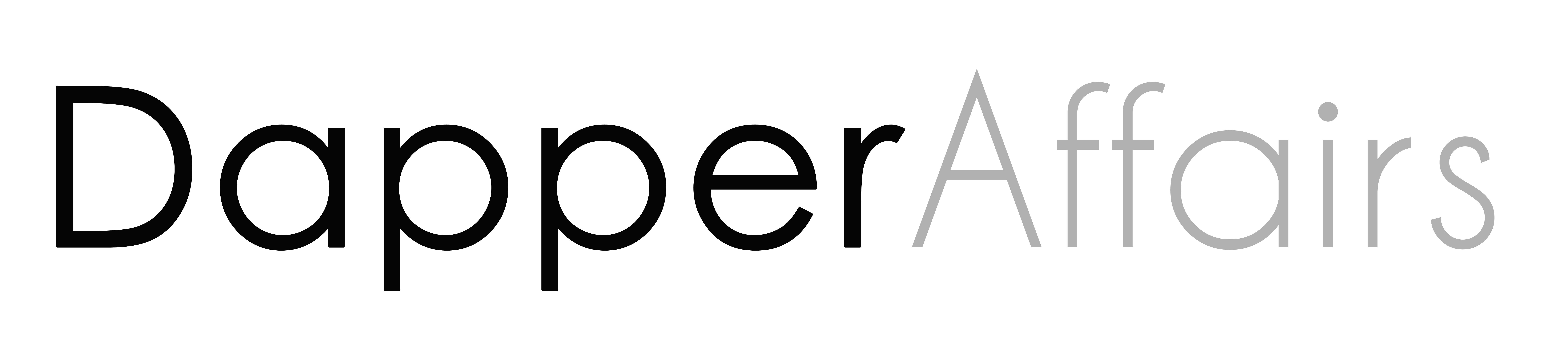 Dapper Affairs Logo